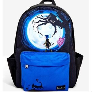 Loungefly Coraline Moon Backpack